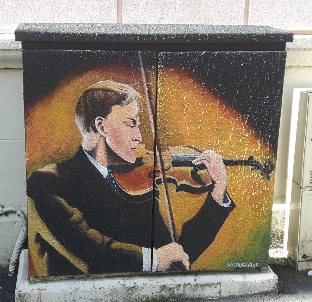 Boulogne street art