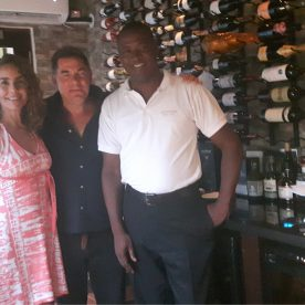 Wine Tasting at Body Holiday
