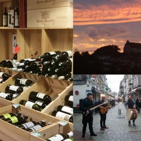 Boulogne wine blog July trip