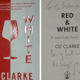Oz Clarke, Red & White